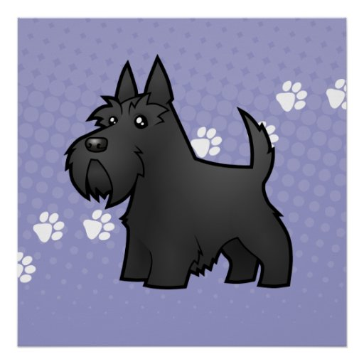 Scottish Terrier Cartoons and Comics - funny pictures from ...