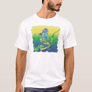 Cartoon Sea horse T-Shirt