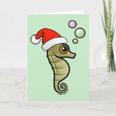 Seahorse Santa