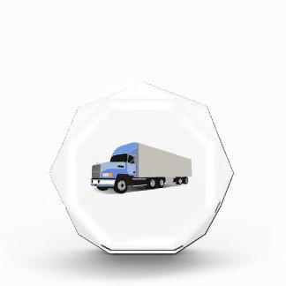 Cartoon Semi Truck Award
