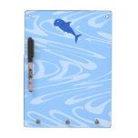 Cartoon Shark. Dry Erase Board