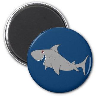 Cartoon Shark Magnet