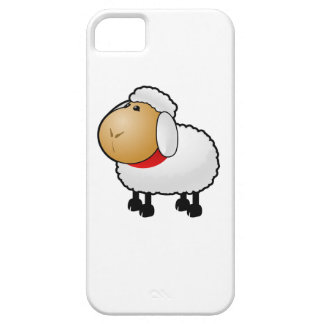 Cartoon Sheep iPhone 5 Cases
