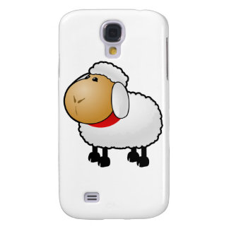 Cartoon Sheep Galaxy S4 Covers