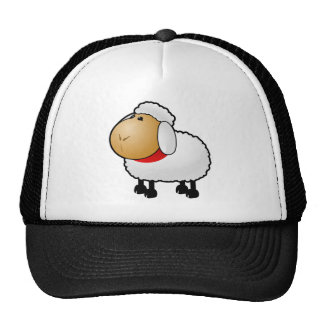 Cartoon Sheep Hat