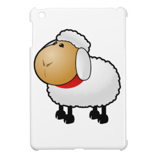 Cartoon Sheep iPad Mini Cover