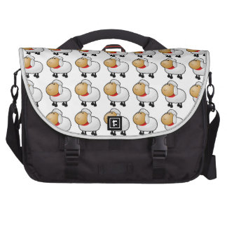 Cartoon Sheep Laptop Computer Bag