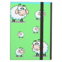Cartoon Sheep Powis iPad Air Case