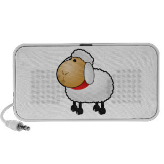 Cartoon Sheep Portable Speaker