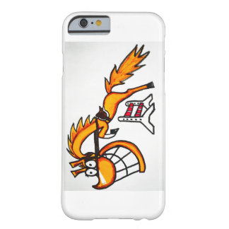 Cartoon show jumping horse iPhonecase Barely There iPhone 6 Case