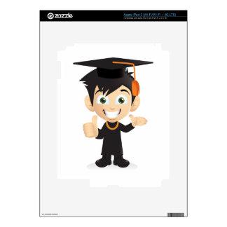 Cartoon Skin For iPad 3