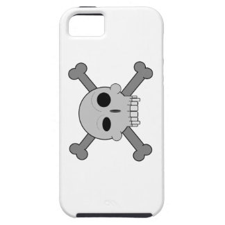 Cartoon Skull 'n' Bones iPhone 5 Case