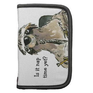 Cartoon Sloth Nap Time Planners