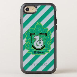 Cartoon Slytherin Crest OtterBox Symmetry iPhone 8/7 Case