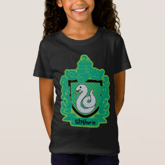 Cartoon Slytherin Crest T-Shirt