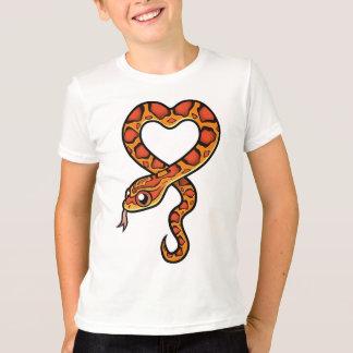 Cartoon Snake T-Shirt