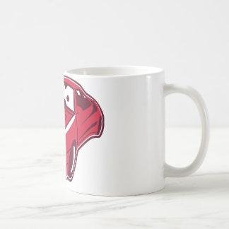 Cartoon-Sportcoupe Coffee Mug