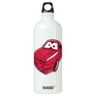 Cartoon-Sportcoupe Water Bottle