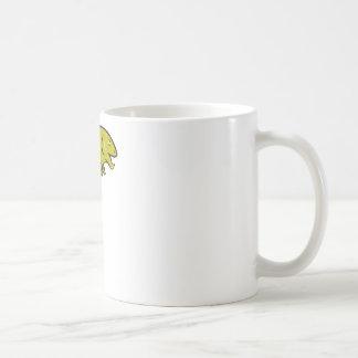 Cartoon Spotted Trout Fish Jumping Coffee Mug