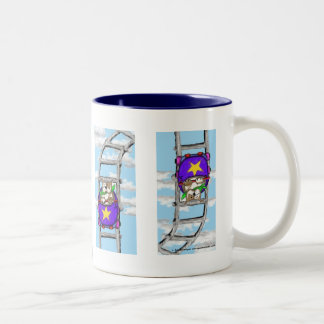CARTOON  STAFFIE MUG - Rollercoaster - Mug