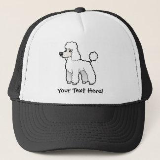 Cartoon Standard/Miniature/Toy Poodle Trucker Hat