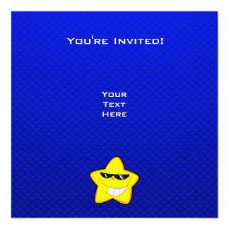 Cartoon Star; Blue Card
