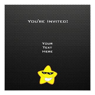 Cartoon Star; Sleek Card