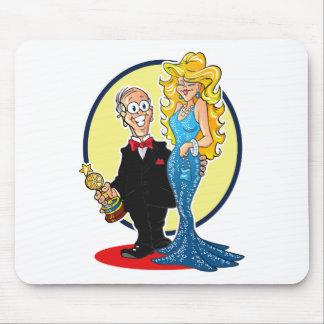 Cartoon Starlet Mouse Pad