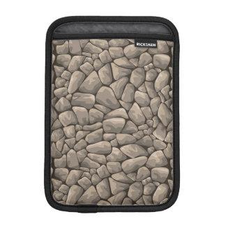 Cartoon Stone Texture Sleeve For iPad Mini