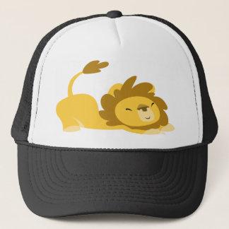 Cartoon Stretching Lion hat