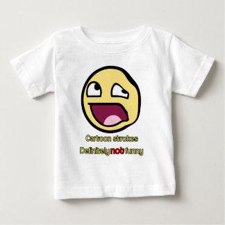 Cartoon Strokes Baby T-Shirt