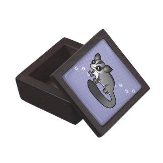 Cartoon Sugar Glider Gift Box