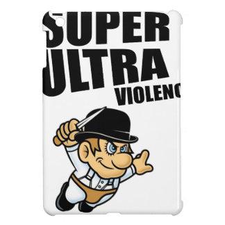 cartoon super Ultra violence Case For The iPad Mini