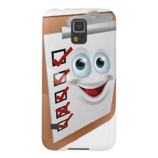 Cartoon Survey Man Case For Galaxy S5
