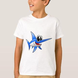 Cartoon Swordfish T-Shirt