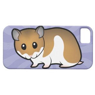 Cartoon Syrian Hamster iPhone SE/5/5s Case