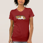 Cartoon Syrian Hamster Tshirt