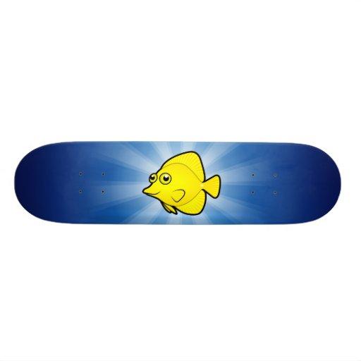 Cartoon Tang 1 Skate Board Deck