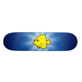 Cartoon Tang 1 Skateboard Deck