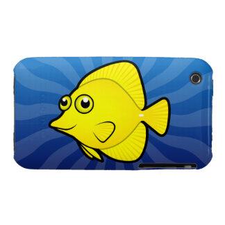 Cartoon Tang / Surgeonfish 1 iPhone 3 Cover