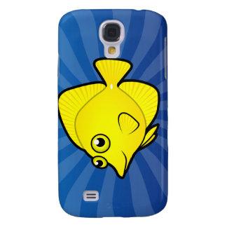 Cartoon Tang / Surgeonfish 1 Samsung Galaxy S4 Cases