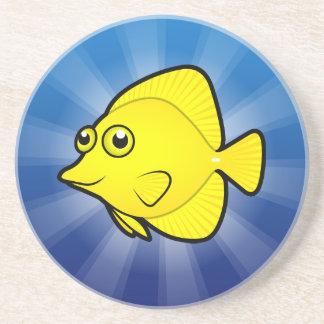 Cartoon Tang / Surgeonfish 1 Drink Coasters