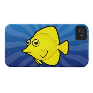 Cartoon Tang / Surgeonfish 1 iPhone 4 Case