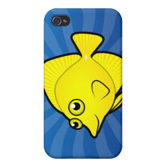 Cartoon Tang / Surgeonfish 1 iPhone 4/4S Cover