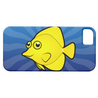 Cartoon Tang / Surgeonfish 1 iPhone SE/5/5s Case
