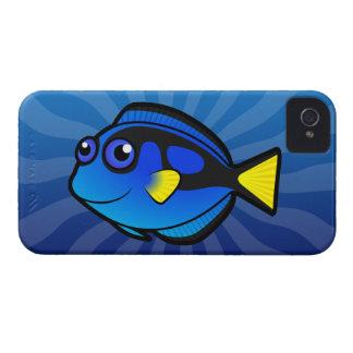 Cartoon Tang / Surgeonfish 2 iPhone 4 Case-Mate Case