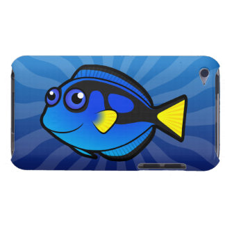 Cartoon Tang / Surgeonfish 2 Barely There iPod Cases