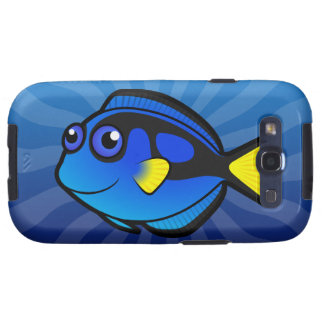 Cartoon Tang / Surgeonfish 2 Samsung Galaxy S3 Case