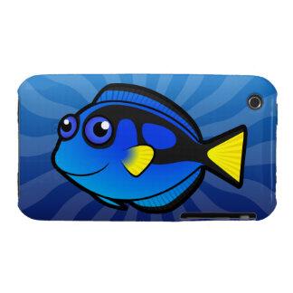 Cartoon Tang / Surgeonfish 2 Case-Mate iPhone 3 Case