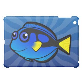 Cartoon Tang / Surgeonfish 2 iPad Mini Cases
